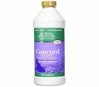 Buried Treasure Concord Grape Minerals Complex - 32 FL OZ (946ml)