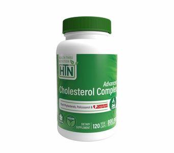 Cholesterol Control - Advanced Natural Formula  (120 Vegecaps)