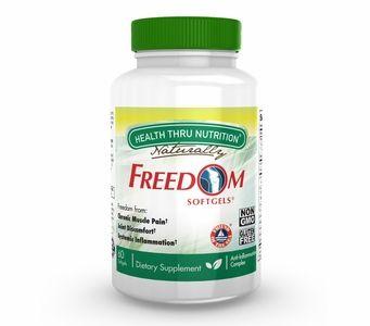 Freedom Softgels® -  Anti-Inflammation Complex (60 Softgels)
