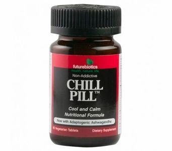 Futurebiotics Chill Pill® - Herbal Blend (60 Vegetarian Tablets)