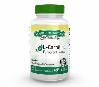 L-Carnitine Fumarate 440mg (60 capsules)