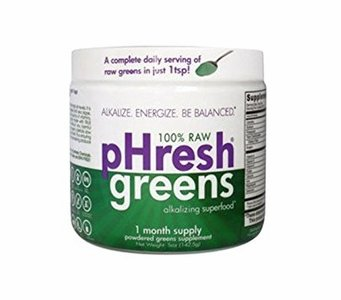 Phresh Greens Raw Alkalizing Superfood (1 Month Supply)