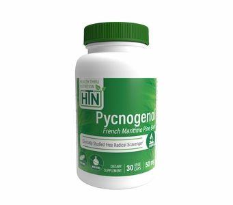 Pycnogenol® (French Maritime Pine Bark) 50mg 30 VegeCaps