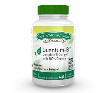 Quantum-B Complex (180 Caplets)