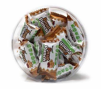 TerraNut® - Pnut Punch® Superfood Energy Snack (24 Piece Container) Cold-Pressed, Gluten-Free, Vegan