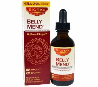 Bioray Belly Mend - Herbal Drops