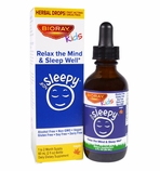 Bioray Kids Sleepy - Relax the Mind and Sleep Well - Herbal Drops
