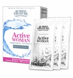 Buried Treasure Active Woman - Liquid Nutrients - 15 packets