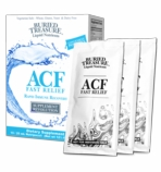 Buried Treasure - ACF Fast Relief - Rapid Immune Support - Liquid Nutrients - 15 Packets