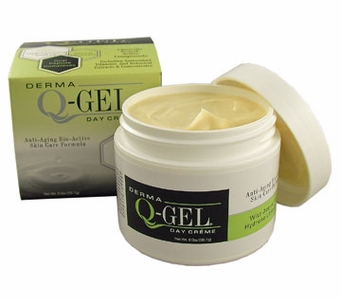 Derma Q-Gel CoQ10 Day Creme - 2oz - The only Ubiquinol enhanced skin cream.