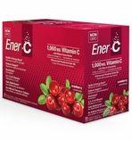 Ener-C 1,000 mg Vitamin C Multi Vitamin Drink Mix - Cranberry Flavor - 30 Packets