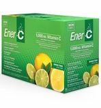 Ener-C 1,000 mg Vitamin C Multi Vitamin Drink Mix - Lemon Lime Flavor - 30 Packets