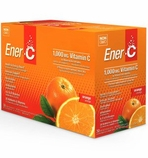 Ener-C 1,000 mg Vitamin C Multi Vitamin Drink Mix - Orange Flavor - 30 Packets