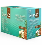 Ener-C 1,000 mg Vitamin C Multi Vitamin Drink Mix - Pineapple Coconut Flavor - 30 Packets