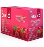 Ener-C 1,000 mg Vitamin C Multi Vitamin Drink Mix - Raspberry Flavor - 30 Packets