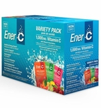 Ener-C 1,000 mg Vitamin C Multi Vitamin Drink Mix - Variety Pack - 30 Packets
