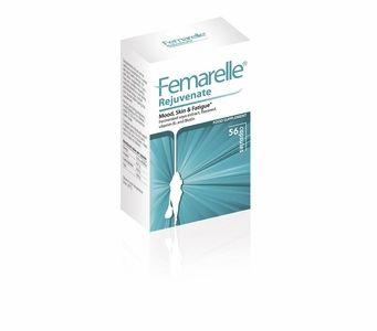Femarelle Rejuvenate - Mood, Skin & Fatigue (56 Capsules)