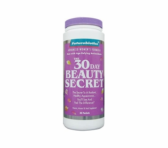 Futurebiotics 30 Day Beauty Secret (30 Packets)