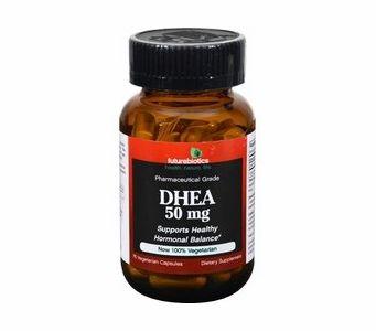 Futurebiotics DHEA 50mg 100% Vegetarian