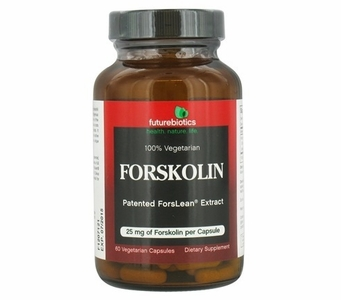 Futurebiotics Forskolin 25mg - 60 Vegecapsules