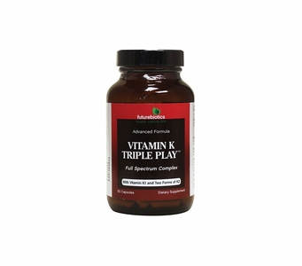 Futurebiotics Vitamin K Triple Play™