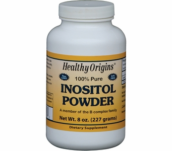 Healthy Origins Inositol Powder (8oz / 227g)