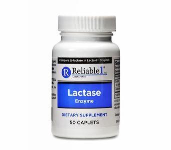 Lactase Enzyme 300mcg (50 caplets)