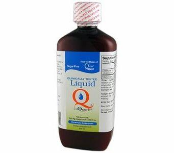 LiQsorb Liposomal CoQ10 (500ml) Enhanced Absorption (100mg per ml)