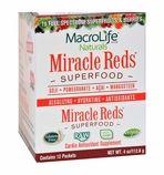 MacroLife Naturals Miracle Reds Superfood