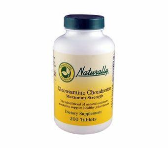 Maximum Strength Glucosamine & Chondroitin (2 month supply)