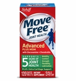 Move Free� Advanced Plus MSM (Joint Health) 120 Tablets