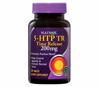Natrol 5-HTP 200mg 30ct (Time-release)