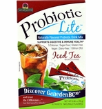 Nature's Answer Probiotic Lite Iced Tea - Supports Digestive and Immune Health - 10 Packets