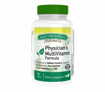 Physician's Multi Vitamin Formula (90 Caplets)