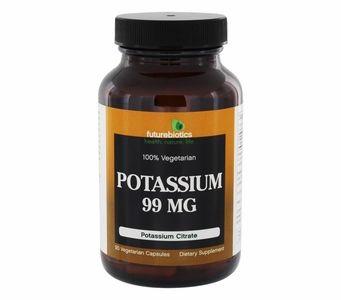 Potassium 99mg (90 Vegetarian Capsules)