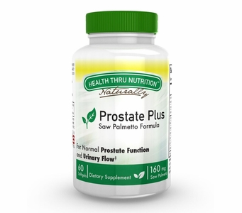 Prostate Plus (60 Softgels)