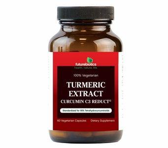 Futurebiotics Turmeric Extract, Curcumin C3 Reduct® (60 Vegetarian Capsules)