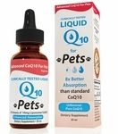 Liquid CoQ10 For Pets - Enhanced Absorption