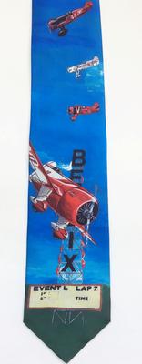 Gee Bee Racer Tie