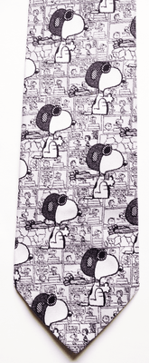 Snoopy Flying Ace Tie