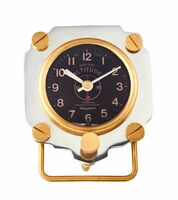 Altimeter Alarm Clock | Aluminum <font color=red><b>Super Sale Item</font></b>