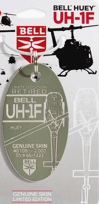 Huey Helicopter UH-1F Skin Relic