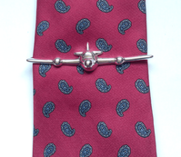 Airplane Tie Clip <font color=red>Special Sale</font>