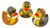 Pilot Rubber Duckies | Set of 3