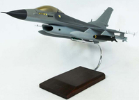 F-16C Falcon USAF Model Airplane