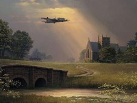 B-17G Aviation Art Print