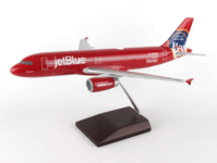 Jet Blue A320 FDNY Tribute Model