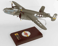 B-25J Mitchell Model | Briefing Time