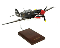 "P-40E Warhawk ""Flying Tigers"" Model"
