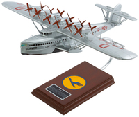 DO-X Flying Boat Model Airplane
